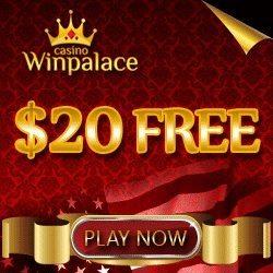 Winpalace casino free $25 chip