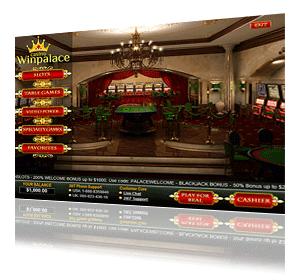 winpalace-casino homepage