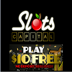 Slots Capital 10 dollars free chip