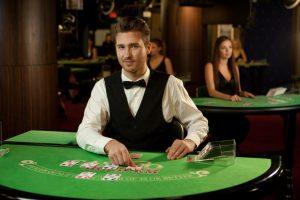 Blackjack dealers