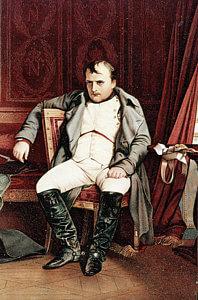 napoleon-bonaparte-seated-vintage-images