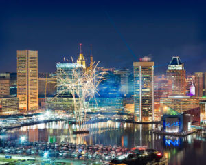 Baltimore Maryland USA Casinos