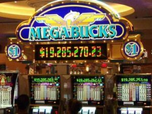 megabucks slot machines