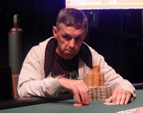 Tony Sewell Poker