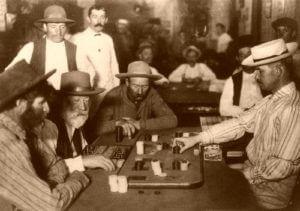 gambling card game US