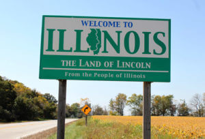 Illinois welcome to sign