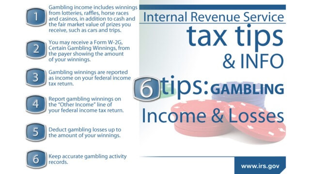 tax and tips info