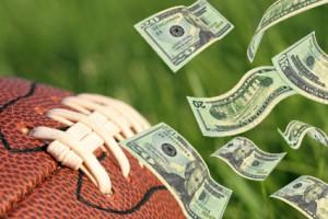 money-football