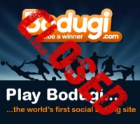 Social Betting Site Closed