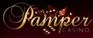 Pamper Casino Bonus Code
