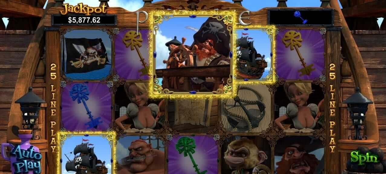 Spiele Pirate Booty - Video Slots Online