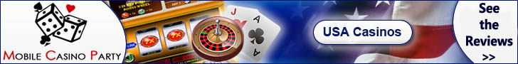 USA Online Casinos banner