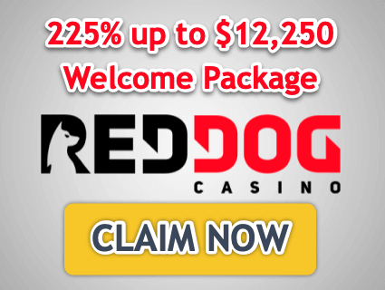 Red Dog Welcome Bonus Offer