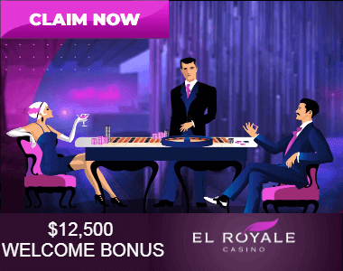 el royal casino welcome banner