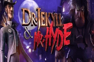 Dr Jekyll and Mr Hyde Slot Logo