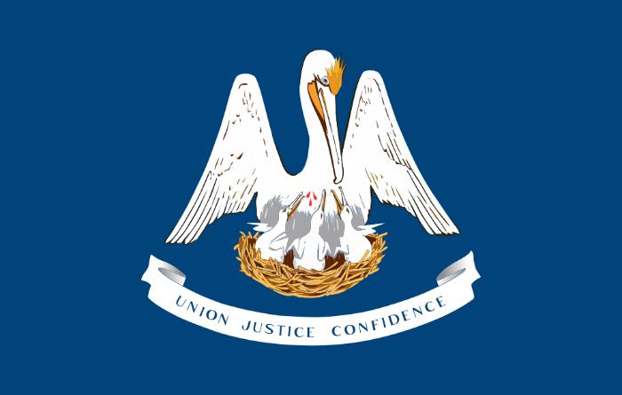 Louisiana State Flag