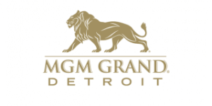 MGM Grand Detroit<wbr /> logo