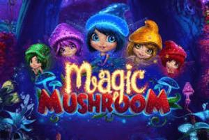 Magic Mushroom Slot Logo