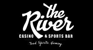 The River Casino & Sports Bar logo