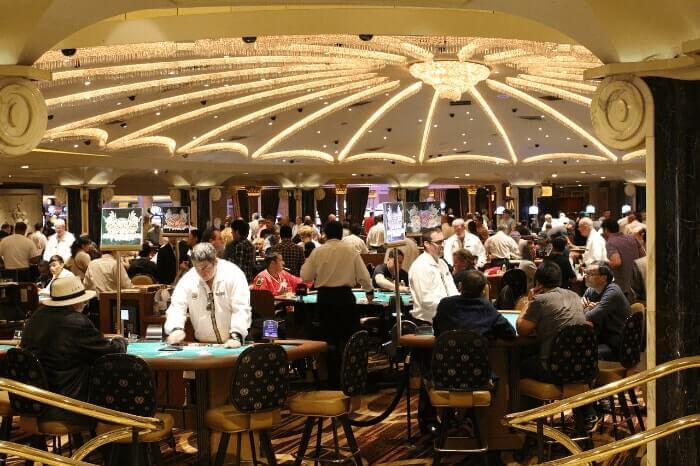 Tribal Casinos Reopening