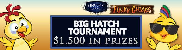 Big Hatch tournament