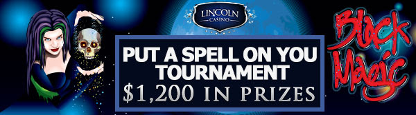'Put a Spell on You' Tournament