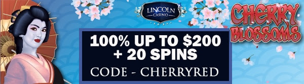 Lincoln Casino September Bonuses and Promotions