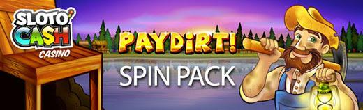 Sloto Cash Casino Bonuses in September
