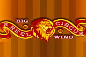 5 Reel Circus Slot Logo