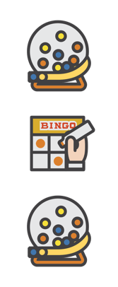 Bingo Games Vertical