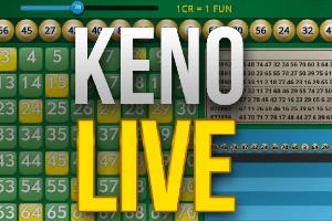 Keno Game Logo