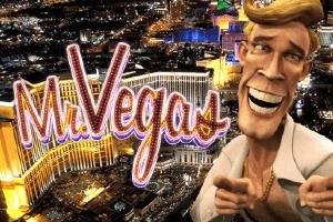 Mr Vegas Slot Game Logo