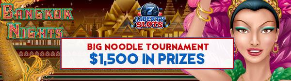 Big Noodle tournament