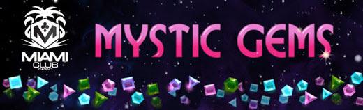 100 Free Spins on Mystic Gems