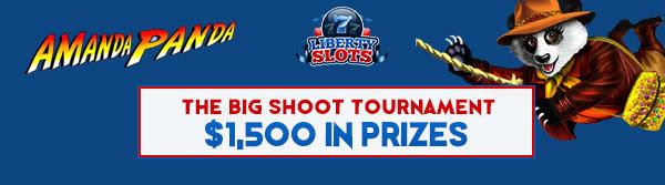 Liberty Slots 'The Big Shoot' Tournament