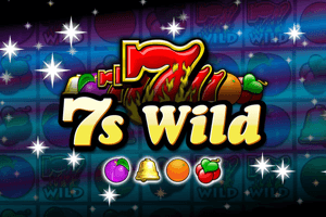 7s Wild Slot Logo
