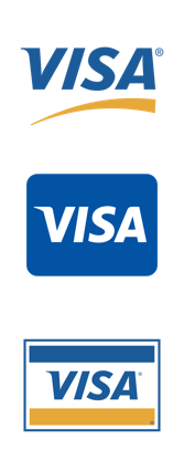 Visa Cards Vertical