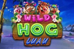 Wild Hog Luau Slot Logo