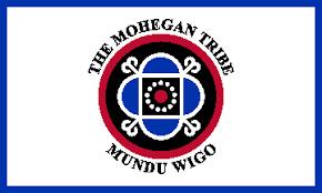 Mohegan Tribe badge