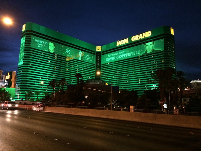 MGM Appoints Bill Hornbuckle as CEO