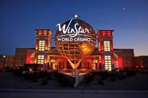 WinStar World Casino- Oklahoma, US