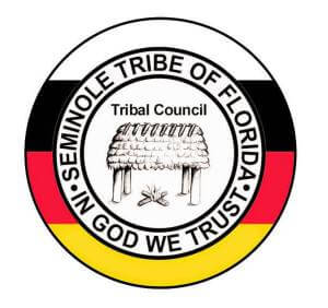 Seminole Tribe of Florida badge