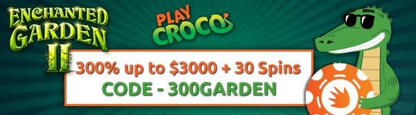 Play Croco September Bonuses and Promos