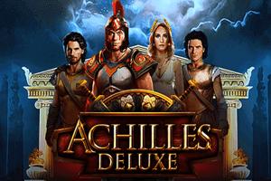 Achilles Delux Slot Logo