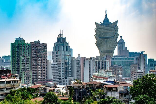 • Macau, world's biggest gambling hub reopens its borders