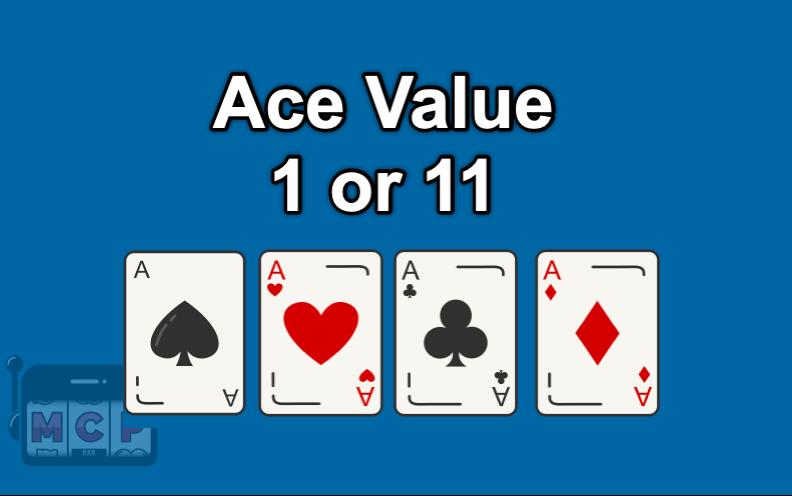 Ace Values - Blackjack Strategy