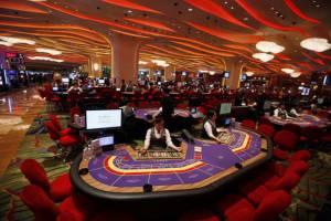 Asian Gambling Scene