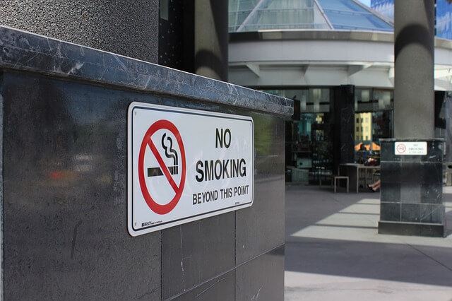 MGM Park to become the first no-smoking casino in Las Vegas.
