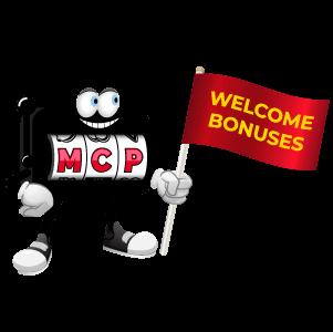 MCP Character - Welcome Bonuses Flag - large