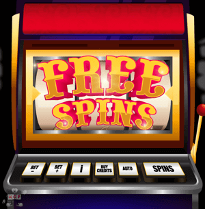 free spins slot machine